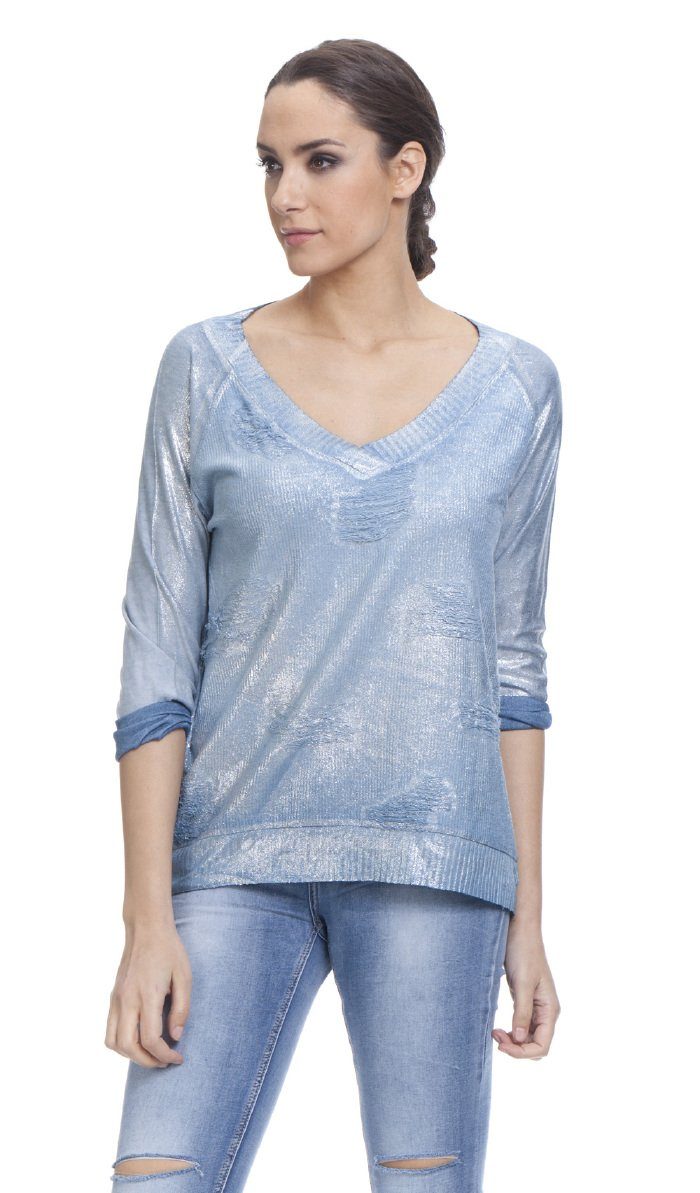 TANTRA Top Roma - Women - Onesize - Blue by Tantra (Image #1)