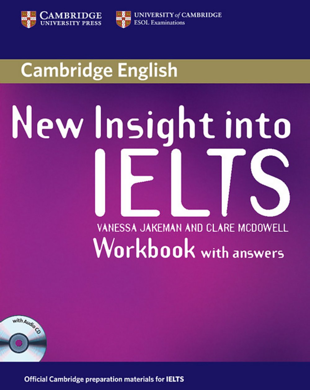 New Insight into IELTS: Workbook Pack