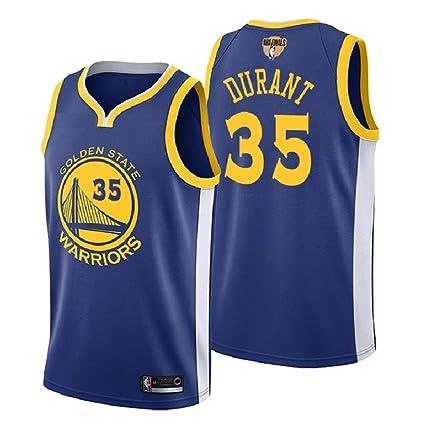 37d69c7aad428 Amazon.com : Jordan Men's Golden State Warriors #35 Kevin Durant ...