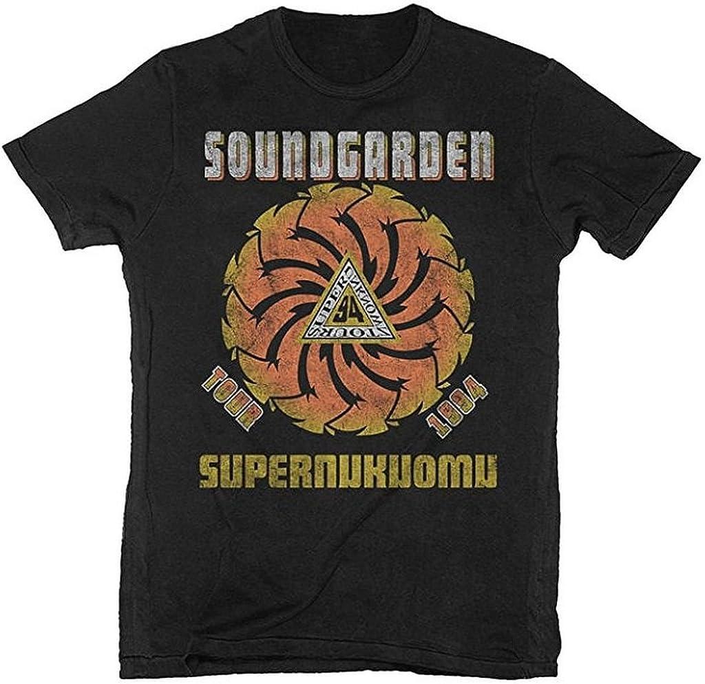 Soundgarden Superunknown Spiral 94 Tour Men's Soft T-Shirt