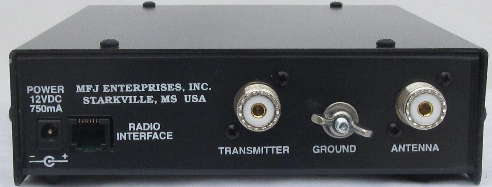 MFJ-939Y3 Plug & Play 200W 1.8-30MHz HF Autotuner for Select Yaesu HAM Radios