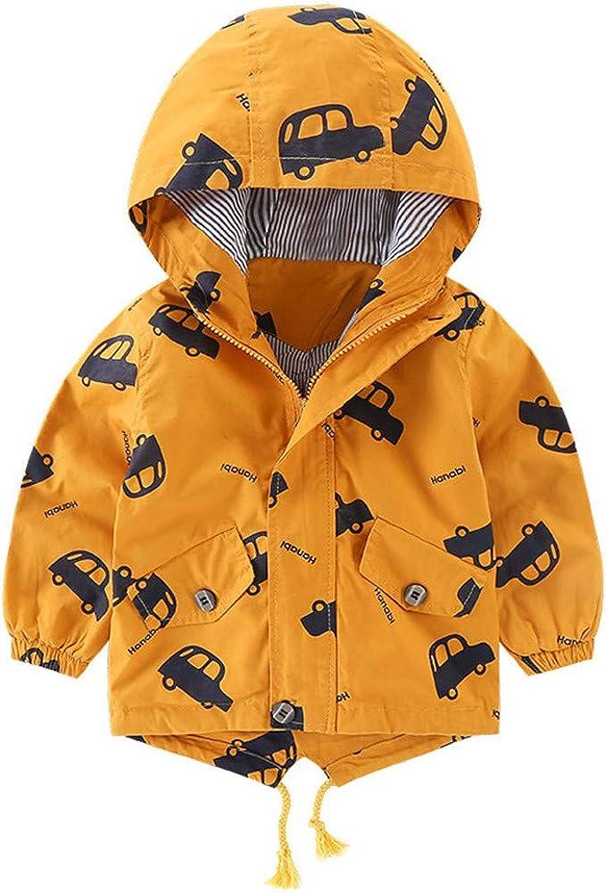 M/ädchen Mantel /& Jacke Kleinkind Baby Jungen M/ädchen Cartoon Bademantel Flanell Nachtw/äsche Kinder Winter Kleidung