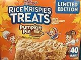 Rice Krispies Treats Limited Edition Pumpkin Pie 40 bars- 0.78 oz, 31.2 oz