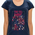 Camiseta Nineties Wars - Feminina