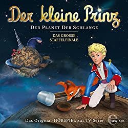 Der Planet der Schlange (Der kleine Prinz 22)