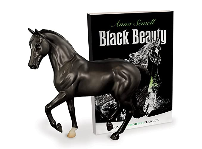 c14a1b7e52 Breyer 90.6178 Black Beauty Horse   Book Set  Amazon.co.uk  Toys   Games