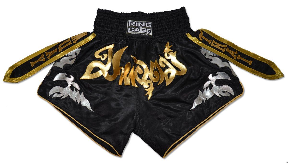 Muay Thai GLADIATOR Muay Thai Shorts (Small)