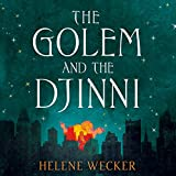 Bargain Audio Book - The Golem and the Djinni