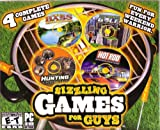 Sizzling Games for Guys: Hot Rod, Hunting Unlimited, Impossible Golf Worldwide Fantasy Tour, USA Bass Championship