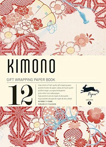 Kimono: Gift & Creative Paper Book Vol. 03 (Gift wrapping paper book (3))