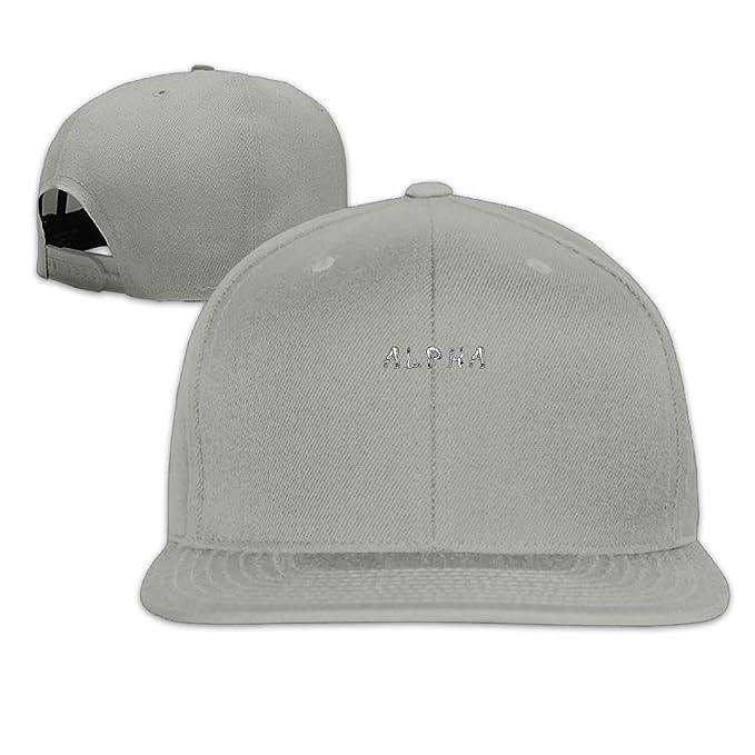 a21f8df1c06 Nordic Runes Alpha Funny Aerobics Humanoid Monogram Cool Snapback Hats for  Men Fitted Baseball Cap for