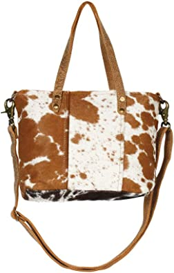 Myra Bag Aptitutde Cowhide Leather Shoulder Bag S 1264 Handbags Amazon Com (if you would like a different length strap let me know) the bag can slouch in the middle varying the depth and drop. myra bag aptitutde cowhide leather shoulder bag s 1264