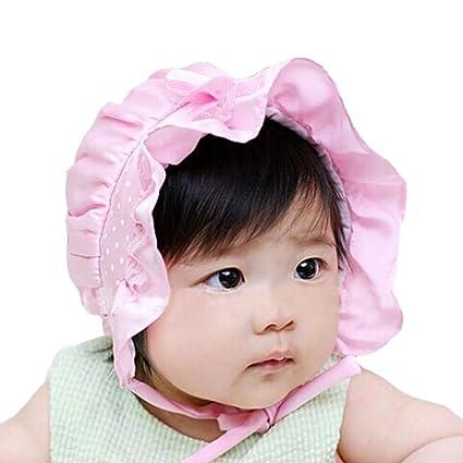 Gorra de bebé, ❤️Amlaiworld Sombrero Bebé Recién nacido Niña niño ...