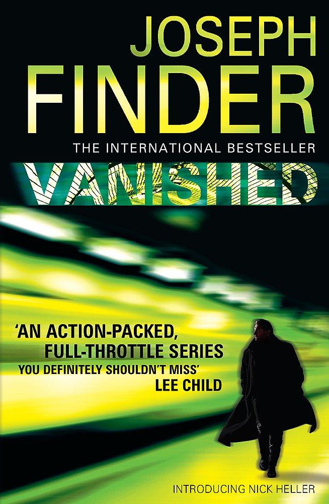 Read Online Vanished ebook