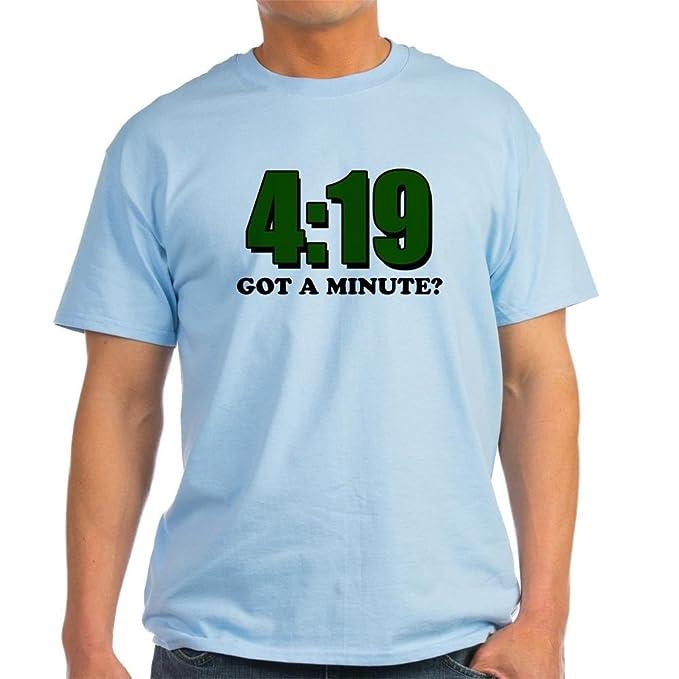 7fdc6e089 Amazon.com: CafePress 420 T-Shirt T-Shirt 100% Cotton T-Shirt, White ...