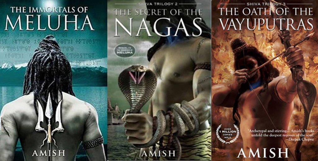 Image result for shiva trilogy