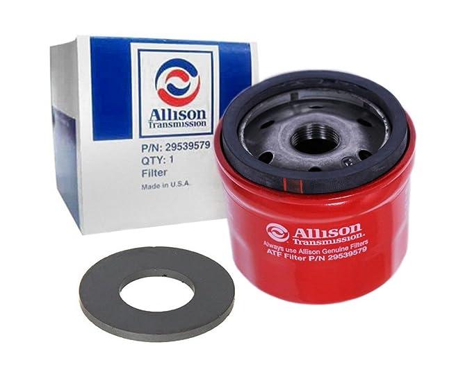 Allison 29539579 Screw-on Filter with Magnet Filter Kit replacing filter for Allison transmission per OEM Specs