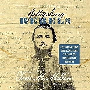 Gettysburg Rebels Audiobook