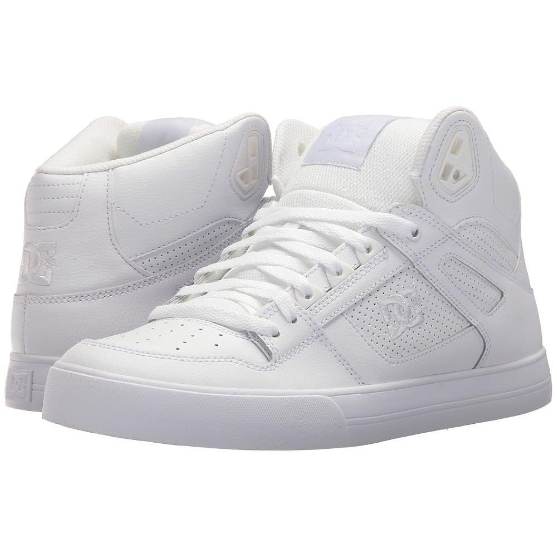 (ディーシー) DC メンズ シューズ靴 Pure High-Top WC [並行輸入品] B07C9RTXTQ