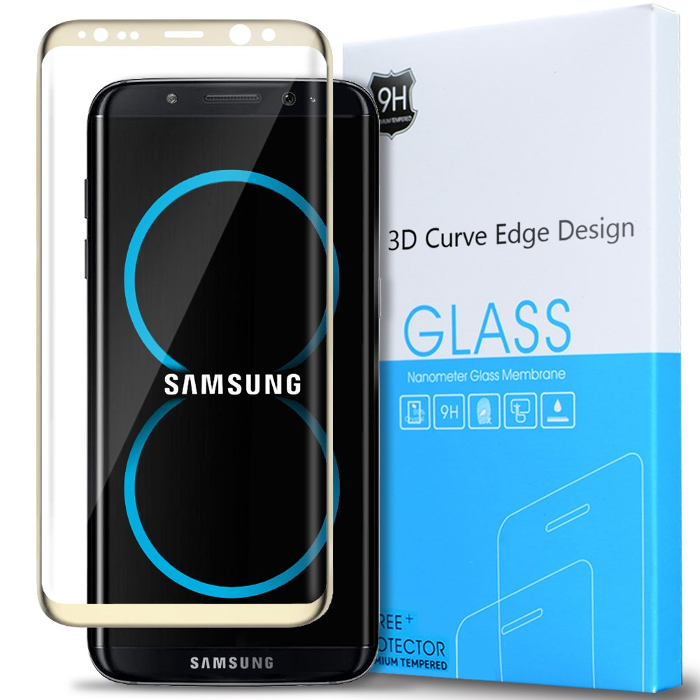 samsung galaxy s8 s8 plus tempered glass screen. Black Bedroom Furniture Sets. Home Design Ideas