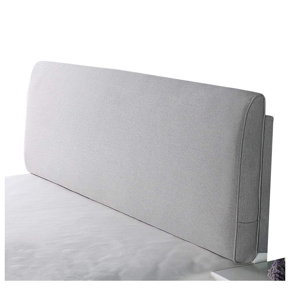 高い素材 ベッドサイド さいず クッション ベッドの背もたれヘッドボード付き 180cm/なしのフィットベッド リネン 取り外し可能かつ洗濯可能、 : 8色 (色 : Yellow-A, サイズ さいず : 200cm) B07RBR3YQG 180cm|Light gray-A Light gray-A 180cm, NEW COLORS:30ba0ecd --- zsakgyar.hu