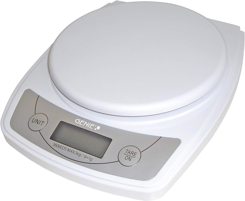 Digitale Briefwaage 2000g//0.1g Waage für den Postversand und Päckchen Nohlex