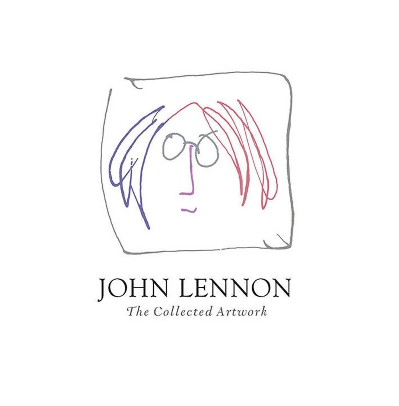 9283c87753a3 John Lennon  The Collected Artwork  Scott Gutterman