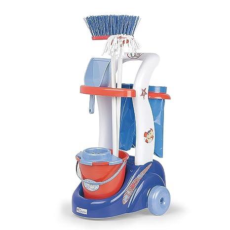 Coloma 90310 – 38 – Carrito de limpieza (Baby Nautic con 5 accesorios, color