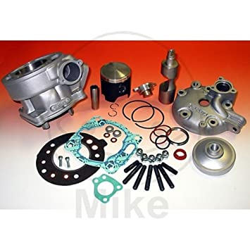 Cylinder Set 756 17 56 Tuning Level 1 125ccm With Cylinder Head