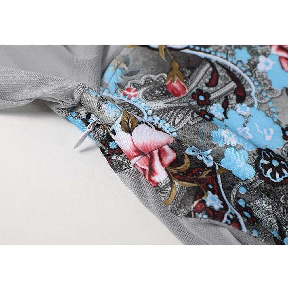 JRYYUE Ballsaal Tanzkleider Frauen Leistung Tüll Lange Lange Lange Ärmel Natürliches Kleid Moderner Tanz Elastisch Walzer Wettbewerb Tanzrock B07PGZ6H38 Bekleidung Hochwertige Materialien 0c9496