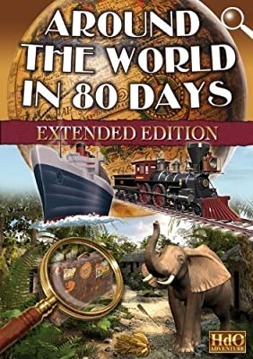 Around the World in 80 Days - The Challenge (Mac) [Download]
