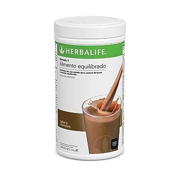 Herbalife batido formula 1 chocolate cremoso 550 gr: Amazon.es ...