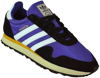adidas Haven, Zapatillas de Deporte para Hombre, (Tinene/Ftwbla / Negbas), 38 EU: Amazon.es: Zapatos y complementos