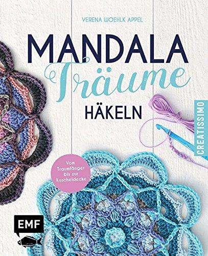 Mandala-Träume häkeln: Die neuen Granny Squares – Vom Traumfänger ...