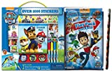 Best Paw Patrol Book For A One Year Olds - Paw Patrol Stickers and Play Pack Bundles, One Review