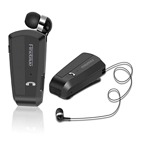 d1a43805288 Fineblue F990 Wireless Bluetooth Headphone with Volume Control Dependable  Earphone Noise Cancelling Wired Earbuds with Volume