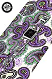 Sprawl iWatch Accessories Apple Watch Band 42mm Purple Paisley Printed