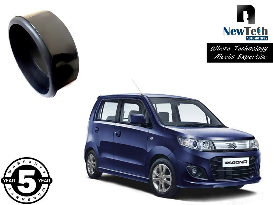 Newtech maruti suzuki wagon r ground clearance lift rear full kit 35 45 mm overall gc level with dual coil lock technology set of 2 pcs amazon in car
