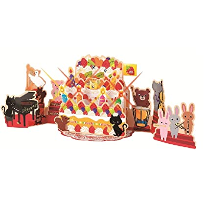 Amazon Com Happy Birthday Orchestra Sound Blow Out Candles