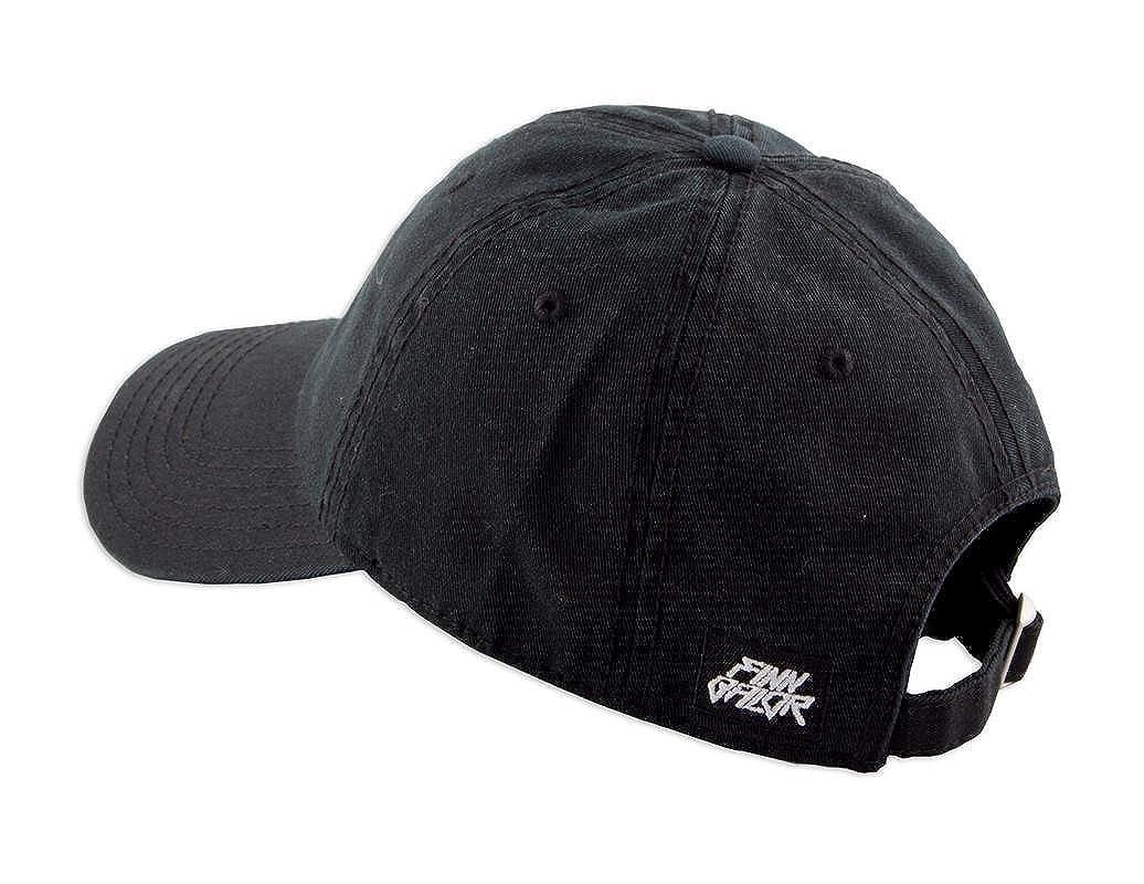 54749fb7 Amazon.com: Ripple Junction WWE Adult Unisex Balor Club Logo Dad Hat Black:  Clothing