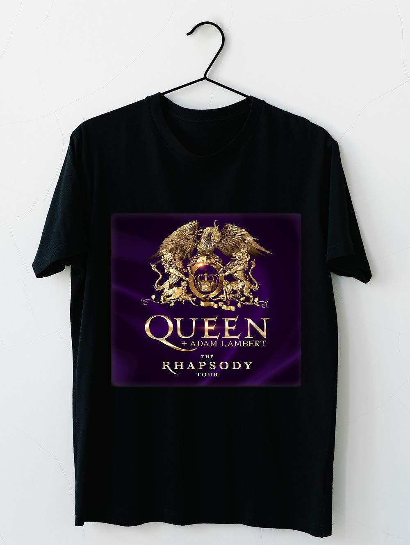 Queen Adam Lambert Rhapsody Bodol Tour 2019 Tshirt Swearter For