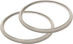 Impresa 9 Inch Fagor Pressure Cooker Replacement Gasket (Pack of 2) - Fits Many Fagor Stovetop Models (Check Description for Fit)