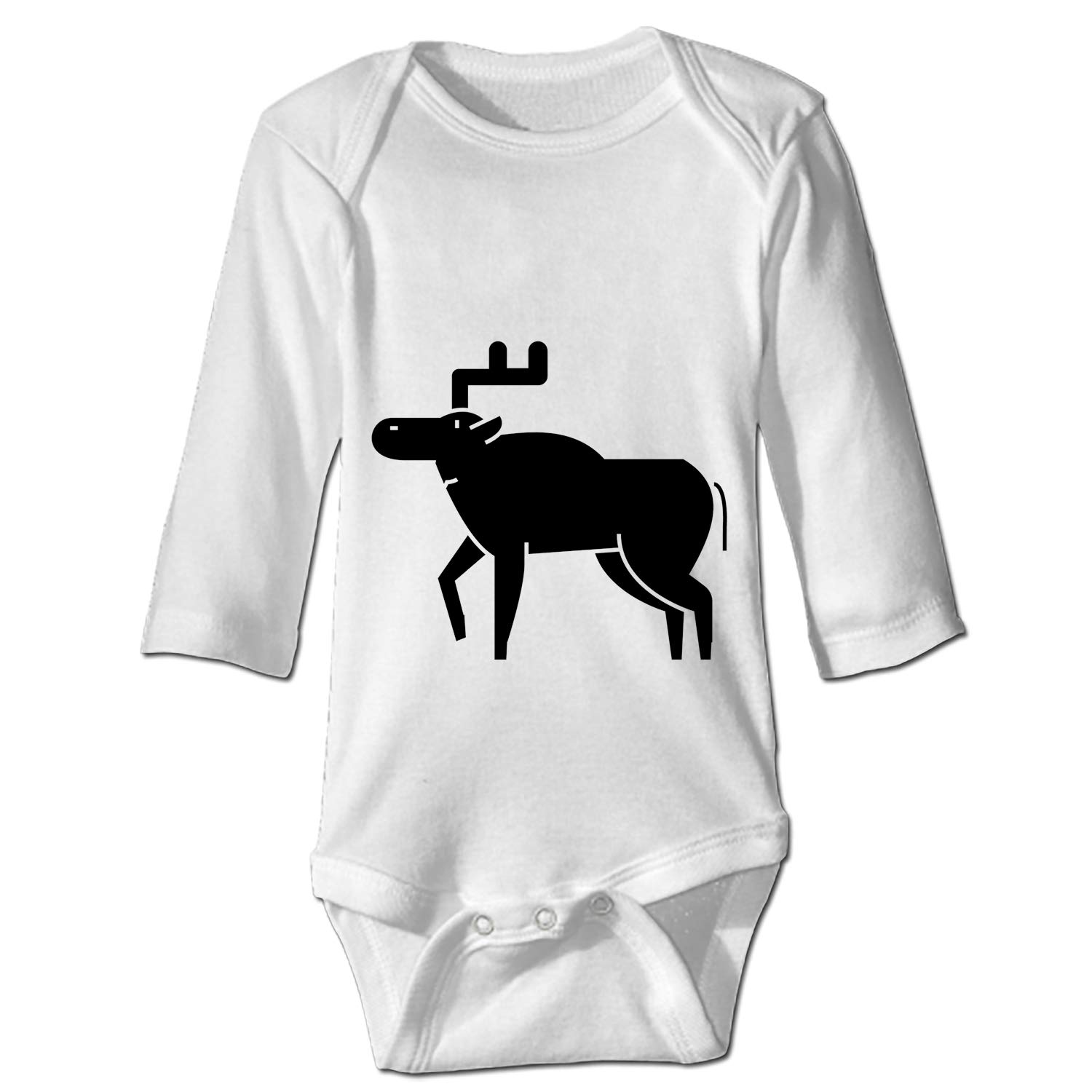 Funny Shirt Wolf-and-The-Forest- 1 Gift Idea Romper Bodysuits