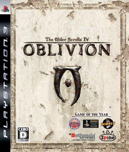 The Elder Scrolls IV: Oblivion [Japan Import]