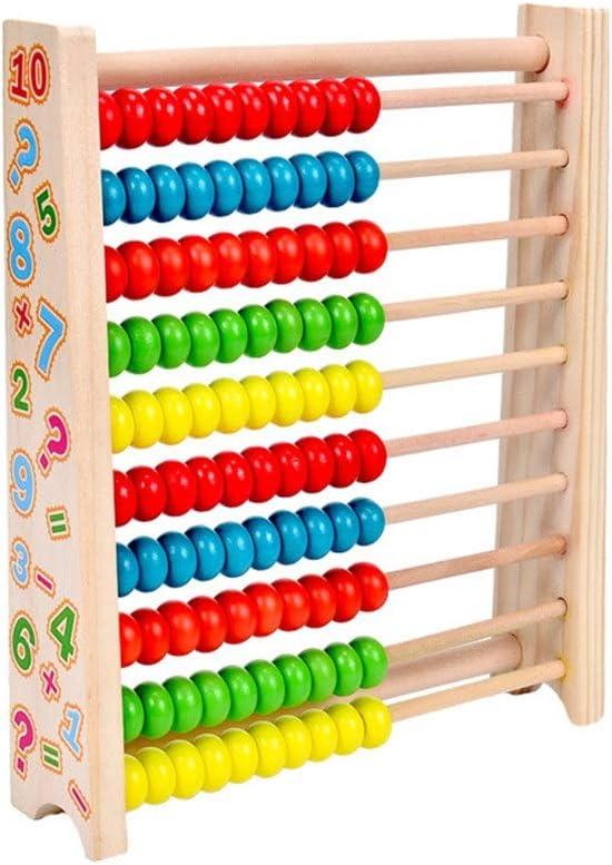 Am /_ Abakus Arithmetik Soroban Mathe Rechen Werkzeuge Kinder Lern Spielzeug