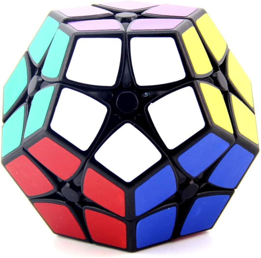 ZXMDP Speed Collection Magic Cube Pack Mirror Box Puzzle Profesional 3x3x3 Cubo de versión Smooth Magnetic Vivid smoothly Twist Adjustable mágico 5x5x5 Fibra Carbono New Gear Rubik Variedad del: Amazon.es: Deportes y
