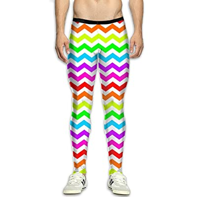 Fri Zebra Stripe Athletic Compression Pants/Running Tights Cycling Pants Youth Reflective