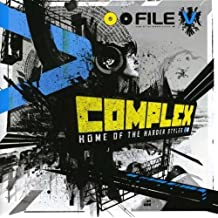 Complex File V by Coone (2008-12-30)