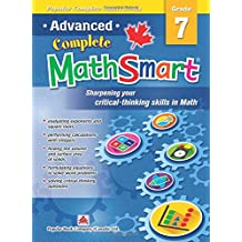 Popular Complete Smart Series: Advanced Complete MathSmart Grade 7: Advance in Math and Build Critical-Thinking Skills