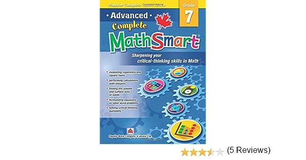 Popular Complete Smart Series: Advanced Complete MathSmart